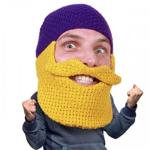 Tailgate fialová/žlutá