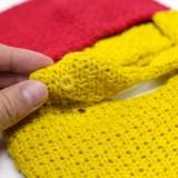 Tailgate červená/žlutá