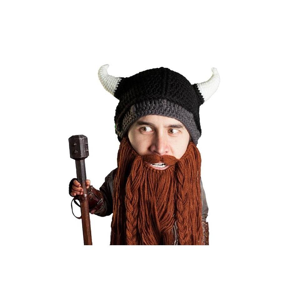 Barbar Long - Hnědý