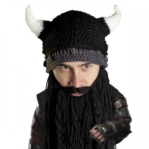 Barbar Long - Černý