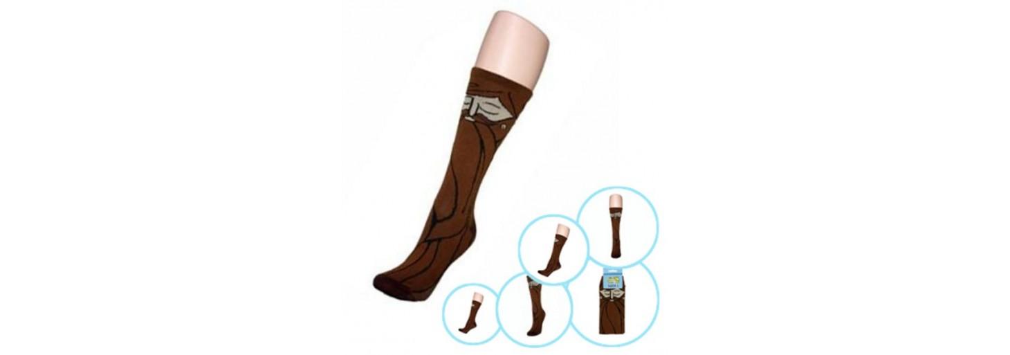 Kníratý ponožky